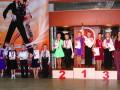 Турнир по бальным танцам школа танйев Wings