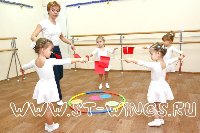 Ритика в кунцево занятия для малышей в москве в школе танцев WINGS