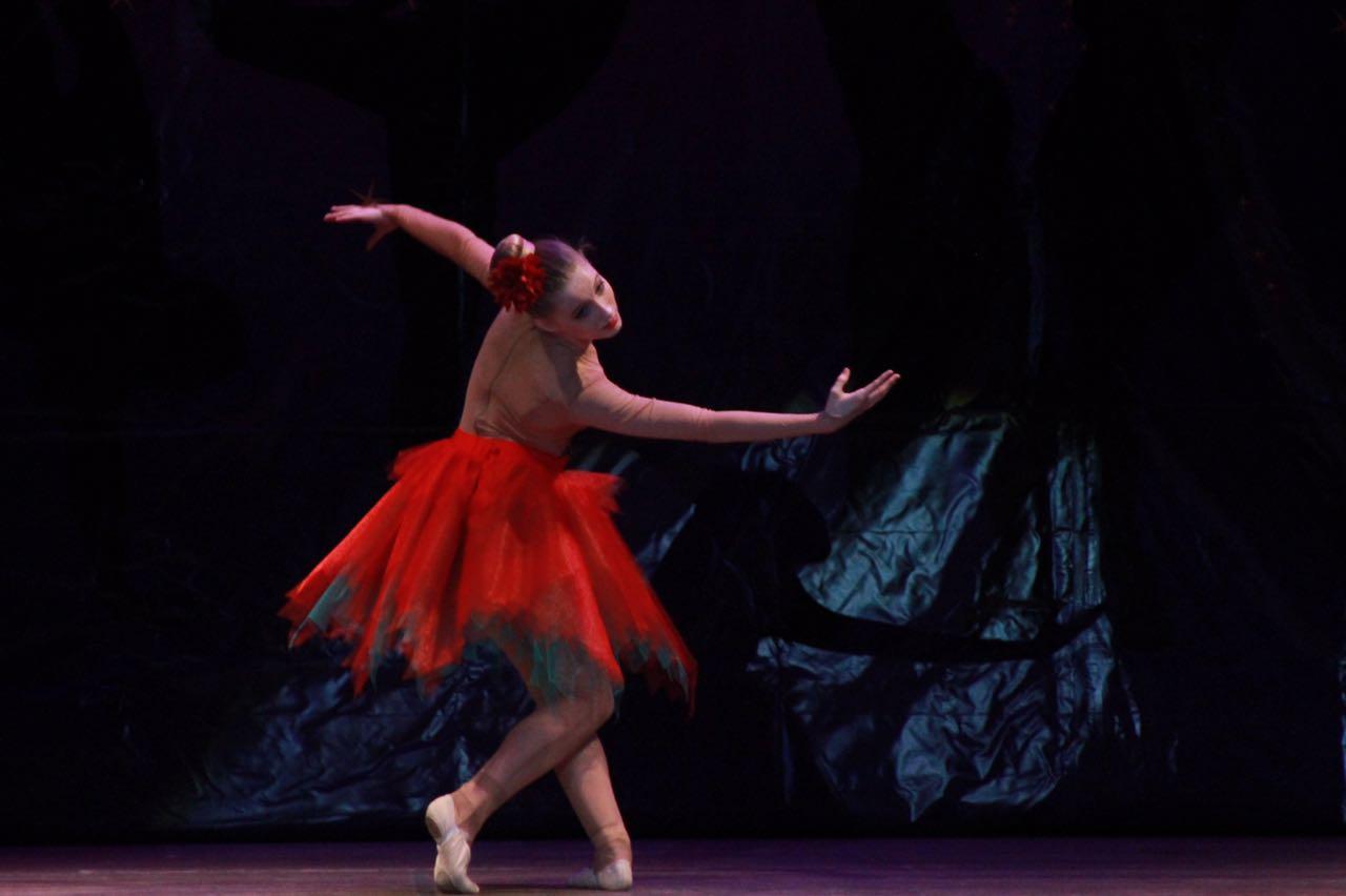 Кружок хореографии яблочко в кубинке